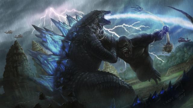 El actor Firefist de Deadpool 2 se une a Godzilla vs. Kong