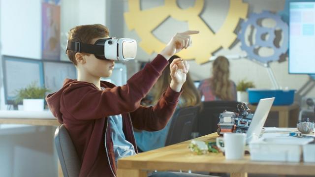 5 predicciones ambiciosas de cómo VR / AR moldeará nuestro mundo