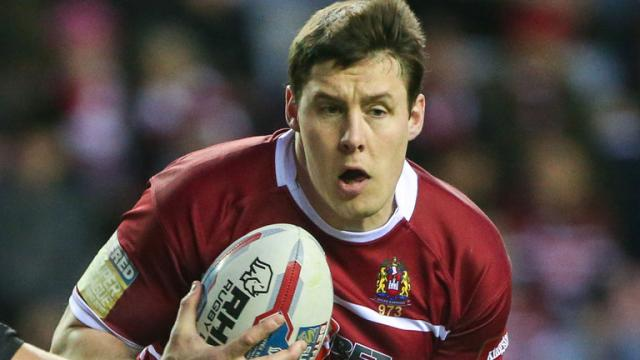 England rugby league star Joel Tomkins suspended for four weeks
