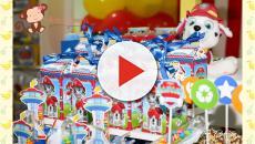 Os temas mais pedidos para festas infantis