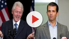 Donald Trump Jr. responds to Bill Clinton's defense of himself over 'Me Too'