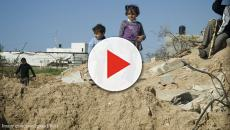 Save the Children reports on mental health crisis of children in Gaza