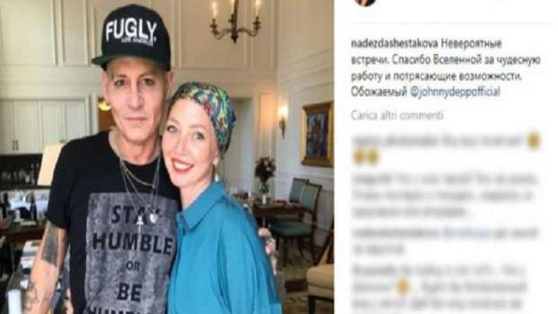 Video: Gossip Johnny Depp: fan in allarme per una foto scattata dall'attore