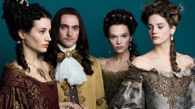 Versailles Temporada 3: Debes saber quienes son los protagonistas