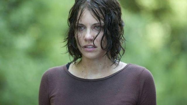 The Walking Dead: Lauren Cohan sale del show