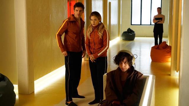 Legion - X-Men series se extiende por una tercera temporada
