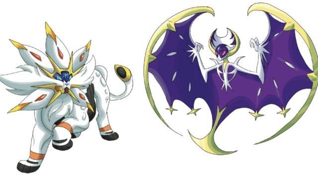 Cómo obtener un Pokémon legendario brillante en sol y luna gratis