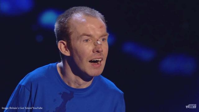 Lost Voice Guy wins the final on 'Britain's Got Talent'