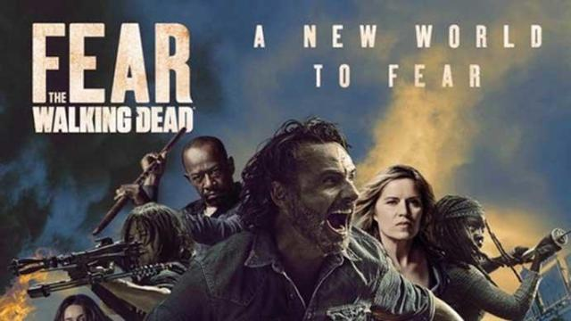 The Walking Dead: Ha lanzado un avance para el mitad de temporada