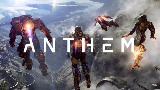 Bioware lanza nuevas imágenes de Anthem antes del E3