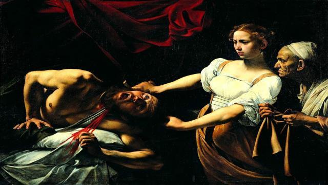 Caravaggio e la luce: La firma di uno dei pittori più importanti al mondo