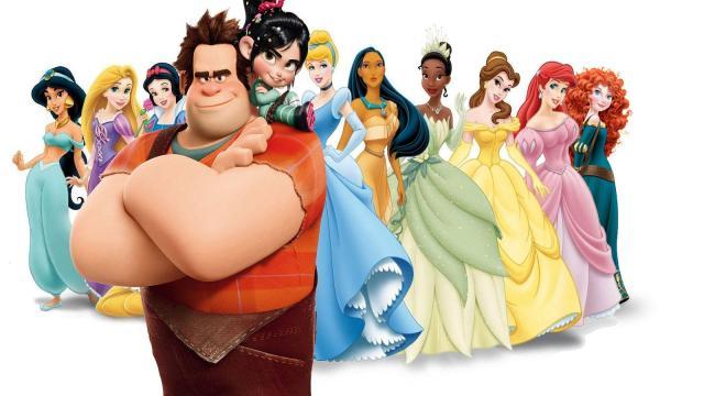 Ralph 2: presenta a las princesas de Disney y Stormtroopers