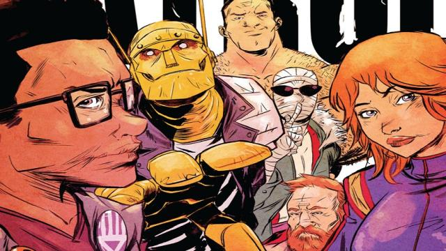 Doom Patrol Streaming Series 'Cyborg Audition Tapes Contiene lenguaje fuerte