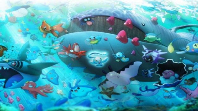 Pokemon GO como parte de la primera misión de Investigación especial