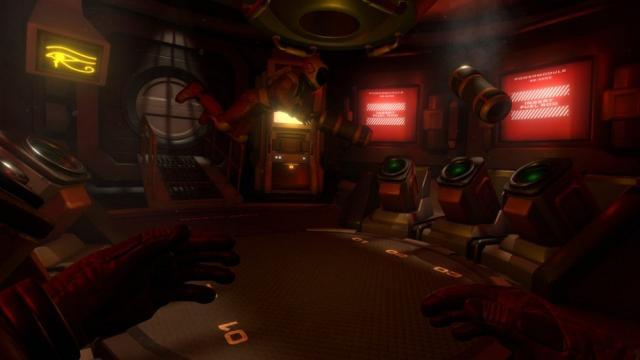 Downward Spiral: Horus Station - Un juego de realidad virtual