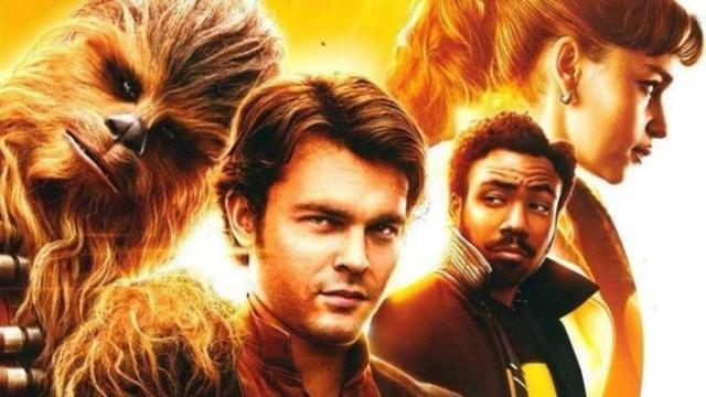 El segundo fin de semana de Solo es el más bajo para Star Wars