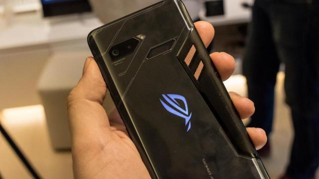 Nuevo teléfono inteligente de computex trae el Asus ROG con Snapdragon 845 soC