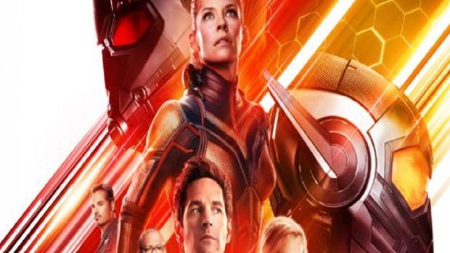 Traje de Scott Lang Hilarantes mal funcionamiento de Ant-Man 2 TV Spot