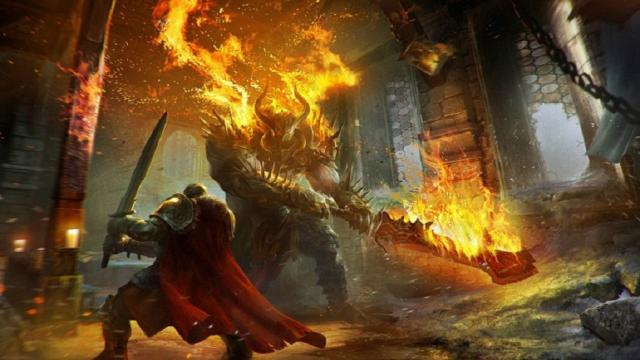 Lords of the Fallen 2 - sucesora confirmada nuevamente en estudio de desarrollo