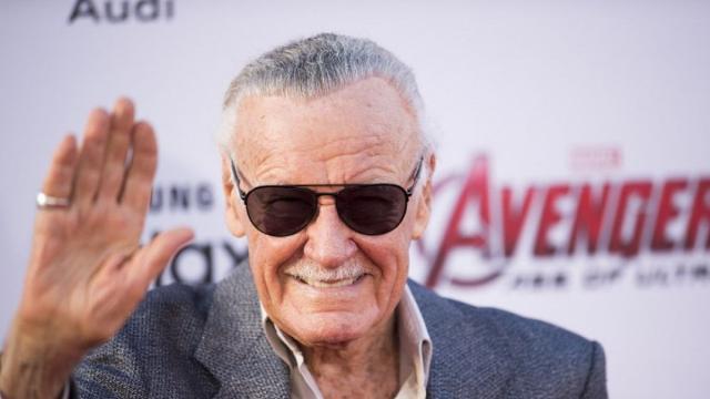 Stan Lee promete a los fanáticos una gran sorpresa