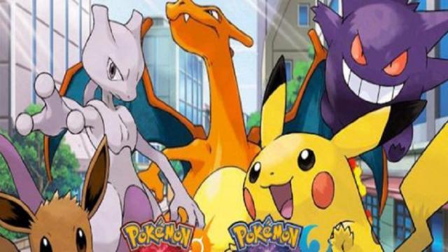 Todos los Pokémon Míticos vienen al videojuego