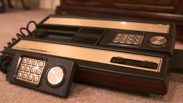 La consola Intellivision de los años 80 regresa