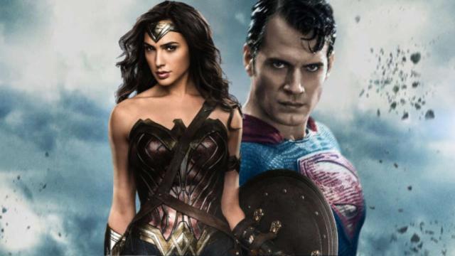 Wonder Woman vs Superman: Un duelo de superhumanos