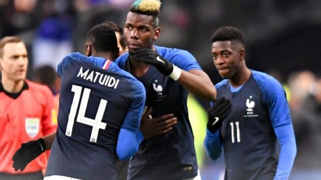 Coupe du Monde : Didier Deschamps a l'embarras du choix pour son onze de départ