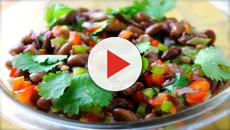 VIDEO: Espectacular ensalada de judías rojas y judías blancas