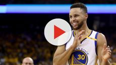 Stephen Curry hace historia con nueve triples