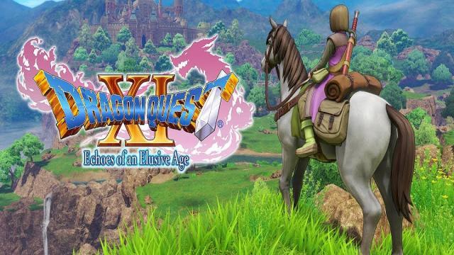 Dragon Quest XI un juego de mucha práctica