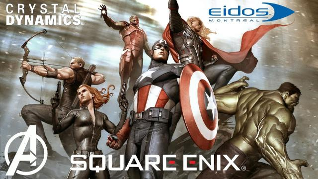 Rumor: Square Enix's Avengers Game es un reinicio definitivo de Alliance