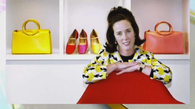 Accessories and fashion designer Kate Spade found dead of apparent suicide