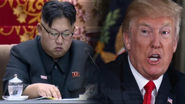 El diálogo entre Donald Trump y Kim Jong Un