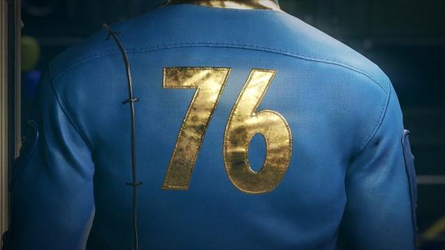 'Fallout 76' lanzado en medio de la nueva campaña publicitaria de Bethesda