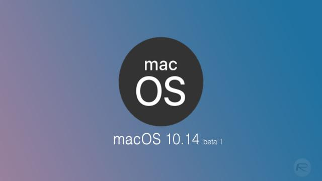 El próximo Apple macOS 10.14 Mojave