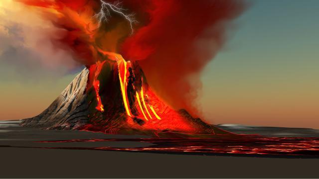 El volcán más activo de Guatemala estalla violentamente