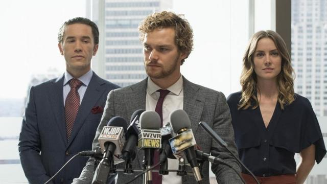 Iron Fist temporada 2 - Finn Jones promete que será diferente