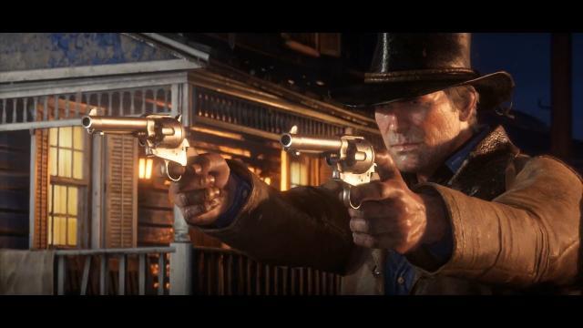 Actualización de 'Red Dead Redemption 2': Take-Two se burló