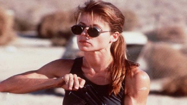 Linda Hamilton está lista para ser Sarah Connor nuevamente en Terminator 6