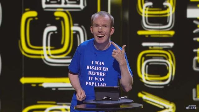 'Britain's Got Talent' winner Lee Ridley reveals plans for spending his winnings