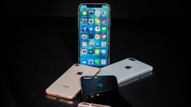 Las actualizaciones de Apple iOS 12 muestran un cambio