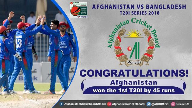 Bangladesh v Afghanistan 2nd T20 live online streaming info and score