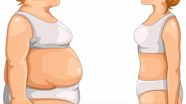 Grasa abdominal: acción adelgazante y antiinflamatoria de la dieta Paleolítico