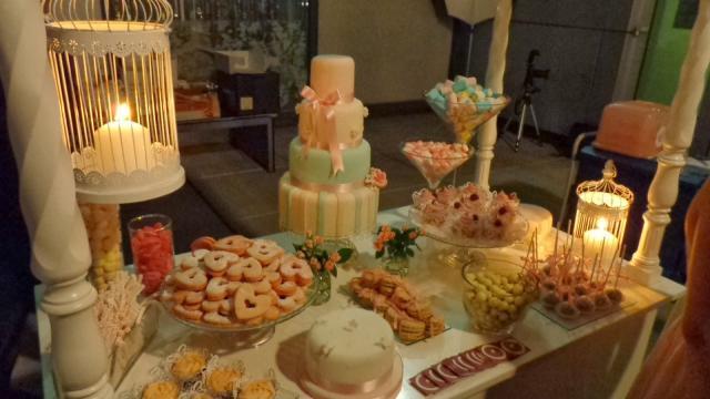 Los 'Candy Bar' infaltables en las bodas