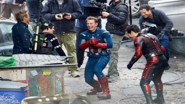 Un nuevo arte de Avengers 4 con grandes innovaciones