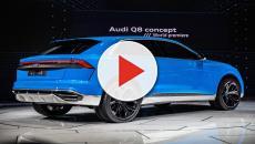 Video: Nuova Audi A8, la diretta concorrente della BMW X6