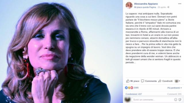 La scrittrice Alessandra Appiano si toglie la vita a 59 anni