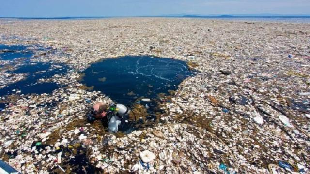 50 naciones para frenar la contaminación plástica