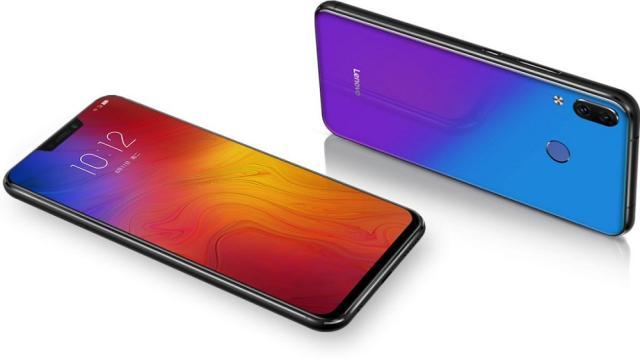 Nuevo teléfono Lenovo Z5 con procesador Snapdragon 636 y cámara vertical doble